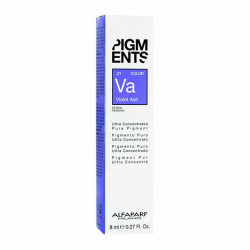 Пигмент-тюбик перламутрово-пепельный Alfaparf Pigments Violet Ash 8 мл 014109-1