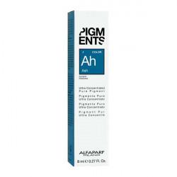 Пигмент-тюбик пепельный Alfaparf Pigments Ash 8 мл 015917-1