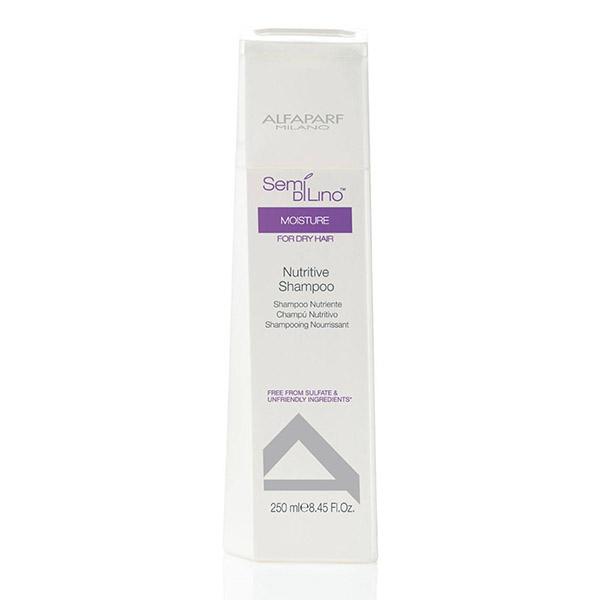 Шампунь для сухих волос Alfaparf Semi Di Lino Moisture Nutritive Shampoo 250 мл 10005