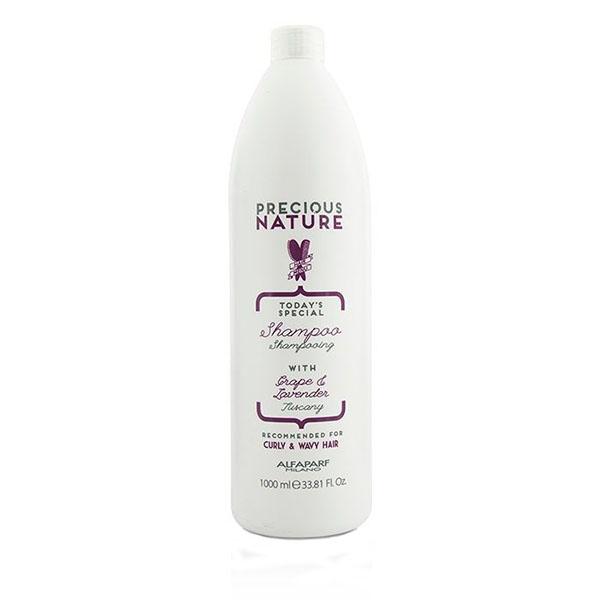 Шампунь для кудрявых и вьющихся волос Alfaparf Precious Nature Curly/Wavy Hair Shampoo 1000 мл 12518 / 12518