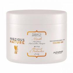 Маска для окрашенных волос Alfaparf Precious Nature Pure Color Protection Mask 500 мл 12522 / 12522