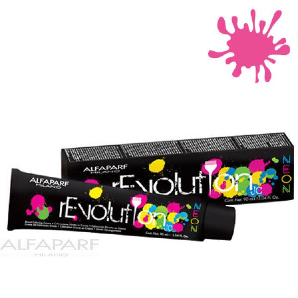 Краситель прямого действия Alfaparf Revolution Neon Eccentric Pink розовый 90 мл 15793