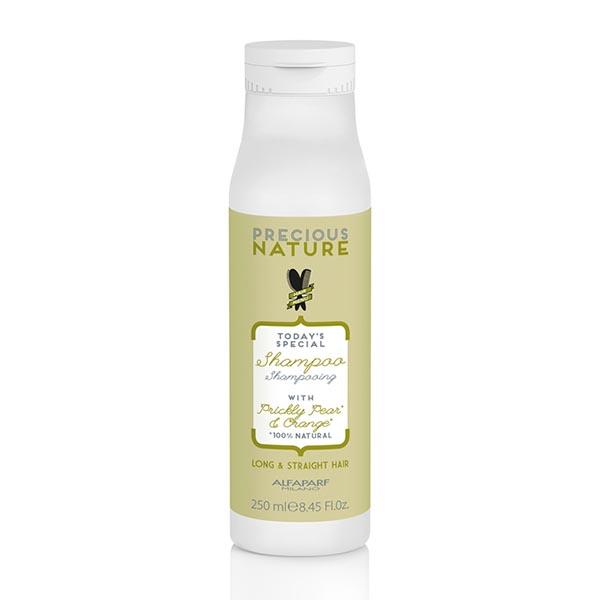 Шампунь для длинных и прямых волос Alfaparf Precious Nature Long/Straight Hair Oil Shampoo 250 мл 12511 / 15957