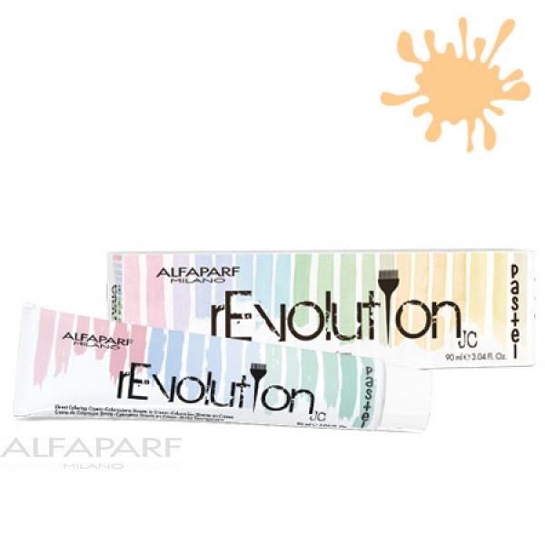 Краситель прямого действия Alfaparf Revolution Pastel оранжевый 90 мл 16461
