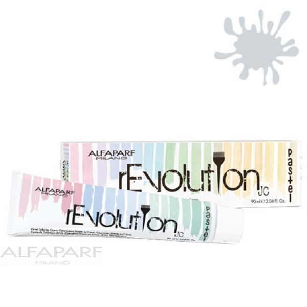 Краситель прямого действия Alfaparf Revolution Pastel Grey серый 90 мл 16462