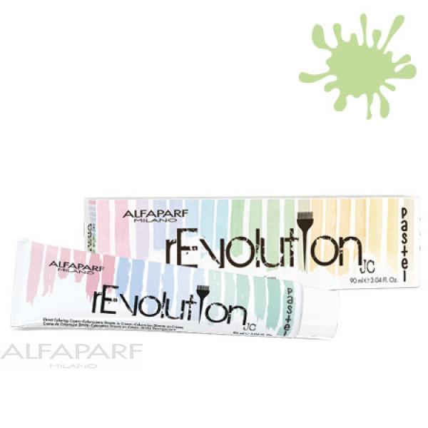 Краситель прямого действия Alfaparf Revolution Pastel зеленый 90 мл 16463
