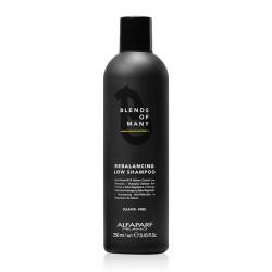 Шампунь мужской деликатный балансирующий Alfaparf Blends Of Many Rebalancing Low Shampoo 250 мл 18567