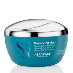 Маска для кудрявых и вьющихся волос Alfaparf Semi Di Lino Curls Enhancing Mask 200 мл 20616