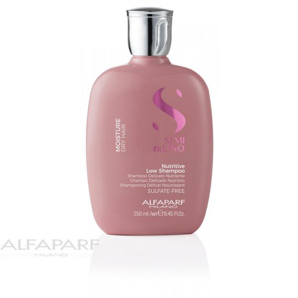 Шампунь для сухих волос Alfaparf Semi Di Lino Moisture Nutritive Low Shampoo 250 мл 16415