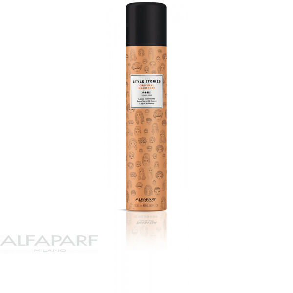 Лак для волос сильной фиксации Alfaparf Original Hairspray 500 мл 17573