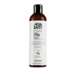 Шампунь восстанавливающий для поврежденных волос  Alfaparf Pigments Reparative shampoo 200 мл 014097
