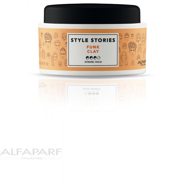 Глиняная паста для эффекта матовых волос Alfaparf Funk Clay 100 мл 17571