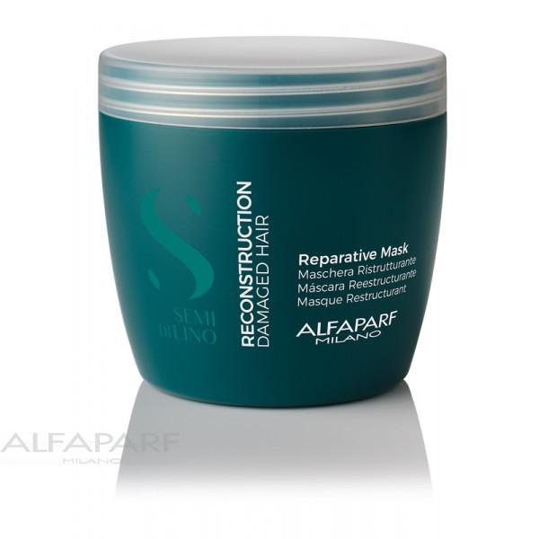 Маска для поврежденных волос Alfaparf SDL Reconstruction Reparative Mask 500 мл 16411