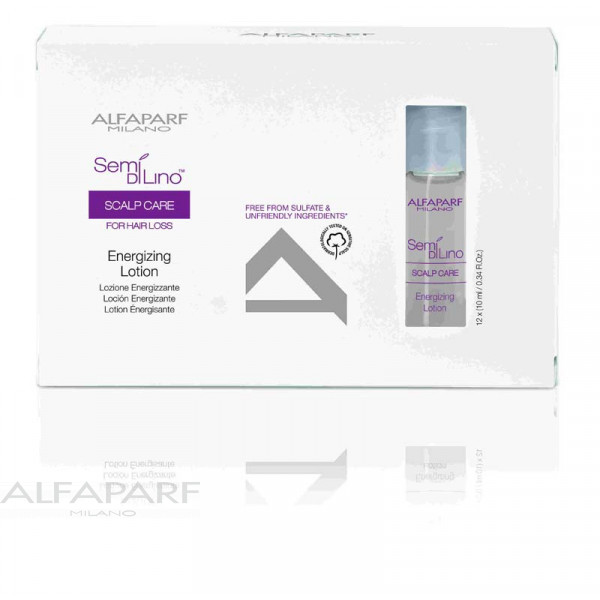 Лосьон энергетический против выпадения волос Alfaparf SDL Scalp Energizing Lotion 12 х 10 мл 010028