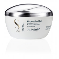 Маска для нормальных волос блеск Alfaparf SDL Diamond Illuminating Mask 200 мл 16449