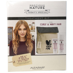 Набор Alfaparf Precious Nature for Curly & Wavy Hair 14725