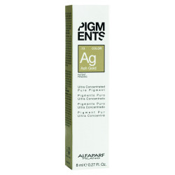 Пигмент-тюбик пепельно-золотистый .13, PIGMENTS Ash gold 8мл ALFAPARF 014111-1