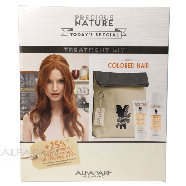 Набор Alfaparf Precious Nature for Colored Hair 14724
