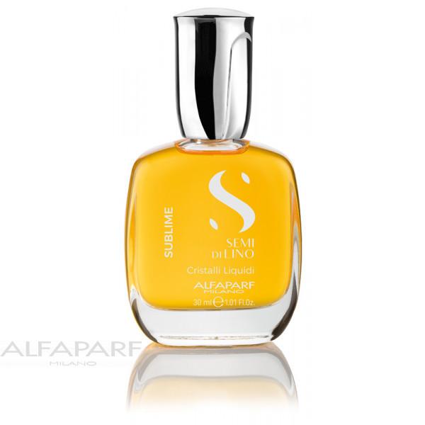 Масло против секущихся волос блеск Alfaparf SDL Sublime Cristalli Liquidi 30 мл 16455
